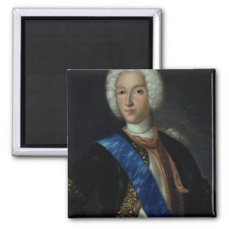Portrait of Tsar Peter II Magnet