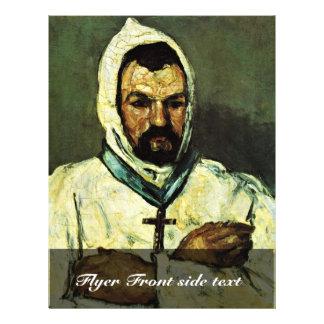 Portrait Of Uncle Dominique As A Monk Flyer