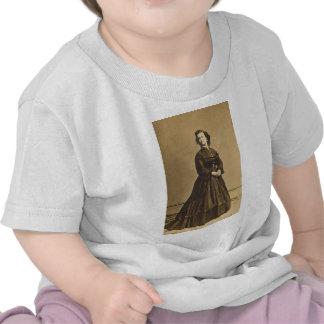 Portrait of Union Spy Pauline Cushman T Shirts