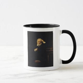 Portrait of Victor Hugo  1879 Mug