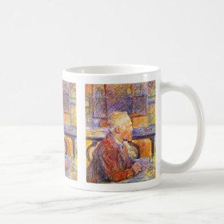 Portrait Of Vincent Van Gogh, Coffee Mug