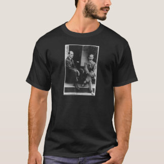 Portrait of Wilbur Wright and Orville Wright T-Shirt
