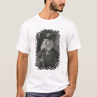 Portrait of William I  King of Prussia T-Shirt