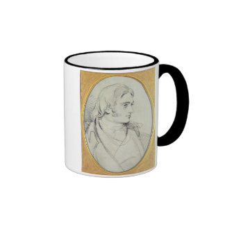Portrait of William Lock II (1767-1847) of Norbury Mugs