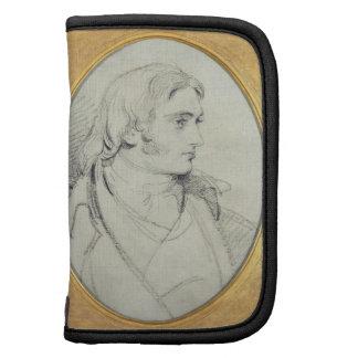 Portrait of William Lock II (1767-1847) of Norbury Folio Planner