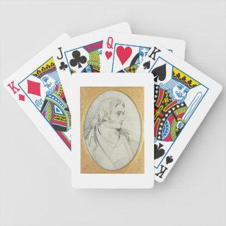Portrait of William Lock II (1767-1847) of Norbury Deck Of Cards