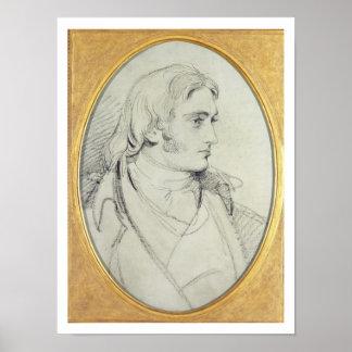Portrait of William Lock II (1767-1847) of Norbury Poster