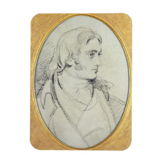 Portrait of William Lock II (1767-1847) of Norbury Flexible Magnet