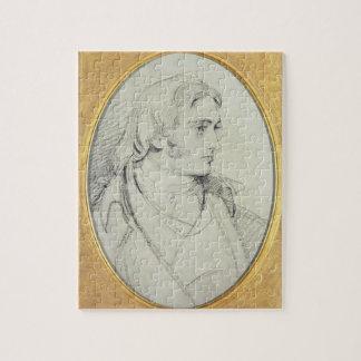 Portrait of William Lock II (1767-1847) of Norbury Puzzles