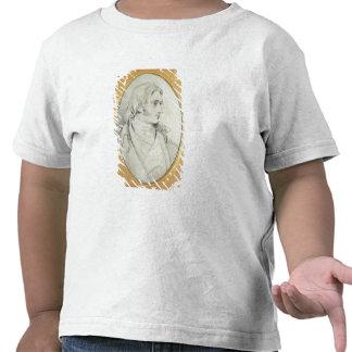 Portrait of William Lock II (1767-1847) of Norbury Tshirts
