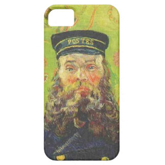 Portrait Postman Joseph Roulin - Vincent van Gogh iPhone 5 Case