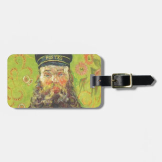 Portrait Postman Joseph Roulin - Vincent van Gogh Luggage Tag