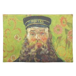Portrait Postman Joseph Roulin - Vincent van Gogh Placemat