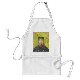 Portrait Postman Joseph Roulin - Vincent van Gogh Standard Apron