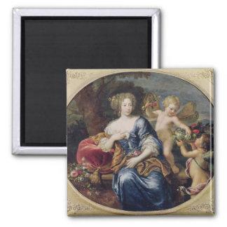 Portrait presumed to be Francoise-Athenais Magnet