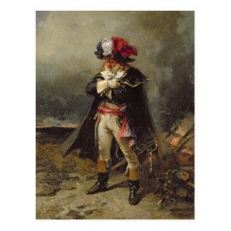 Portrait presumed to be Lazare Carnot  1872 Postcard