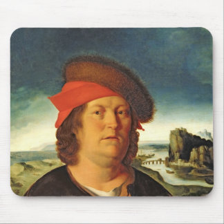 Portrait presumed to be Paracelsus Mouse Pad