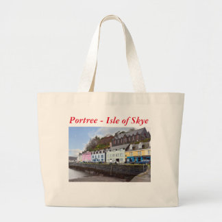 Portree Large Tote Bag