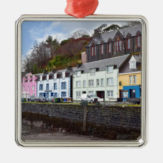 Portree Metal Ornament