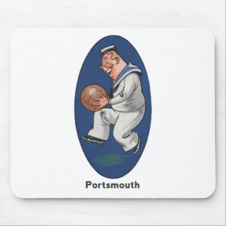 Portsmouth Football Club Mouse Pad
