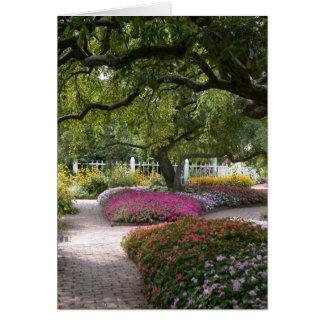 Portsmouth Garden Card