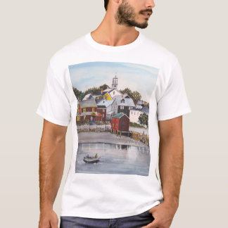 Portsmouth Harbour, New Hampshire T-Shirt