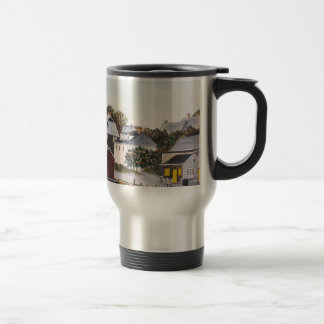 Portsmouth Harbour, New Hampshire Travel Mug