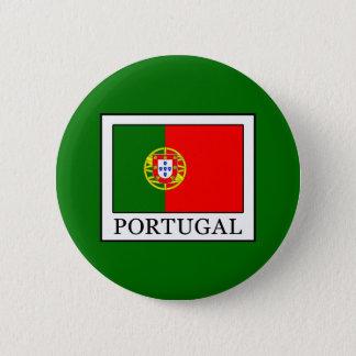 Portugal 6 Cm Round Badge