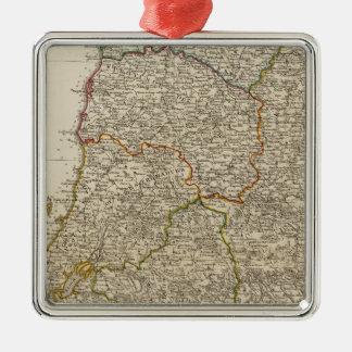 Portugal, Algarve Metal Ornament