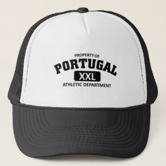 Portugal Athletic Department Trucker Hat