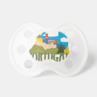 Portugal Baby Pacifier