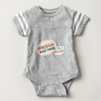 Portugal Been There Done That Baby Bodysuit