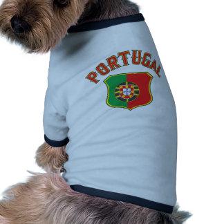 Portugal Big and Bold Doggie Tee Shirt