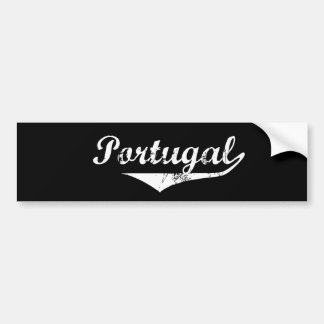 Portugal Bumper Sticker
