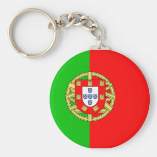 PORTUGAL Button Keychain