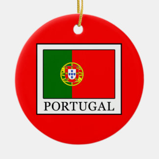 Portugal Ceramic Ornament