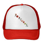 Portugal Chilli Peppers Trucker Hat
