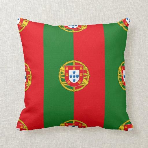 Portugal Throw Pillows