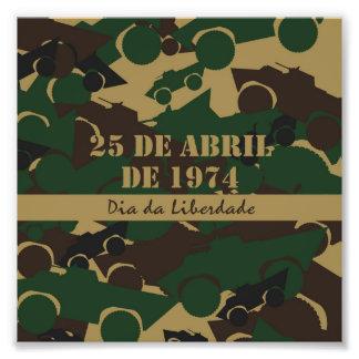 Portugal, Dia da Liberdade or Freedom Day Photo Print