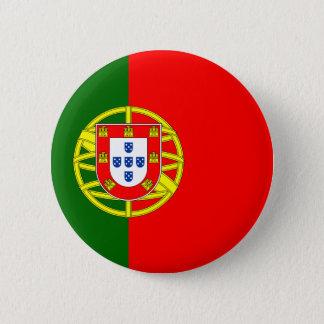 Portugal Flag Button