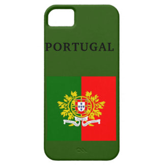 PORTUGAL FLAG  i Phone SE+ 5/5S, Barely There Barely There iPhone 5 Case