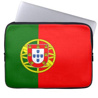 Portugal Flag Laptop Sleeve