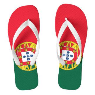 Portugal flag quality thongs