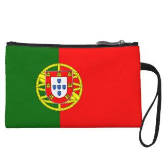 Portugal Flag Wristlets Wallet