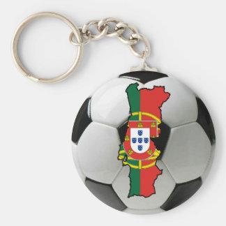 Portugal futebol keychains