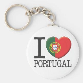 Portugal Key Chain