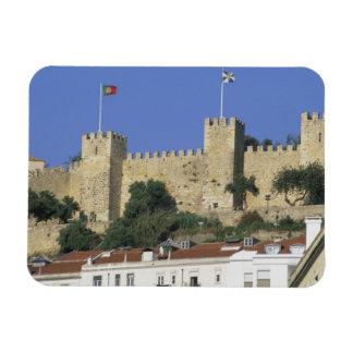 Portugal, Lisbon. Castelo de Sao Jorge. Magnet