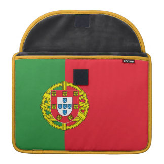 Portugal Macbook pro Rickshaw Flap Sleeve Sleeve For MacBooks