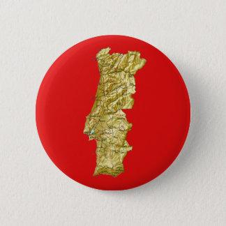 Portugal Map Button