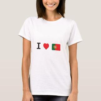Portugal Micro T-Shirt